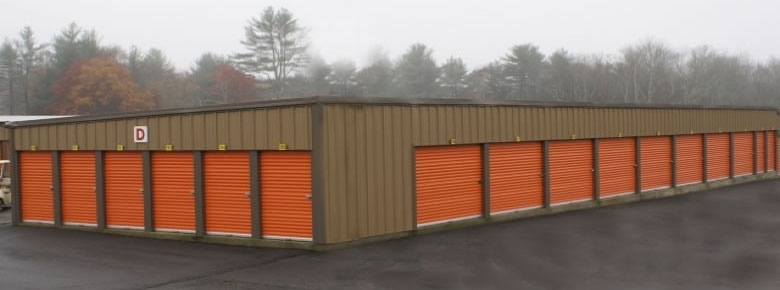 Middleboro Mini Storage - Mini and Self Storage - Middleboro, MA